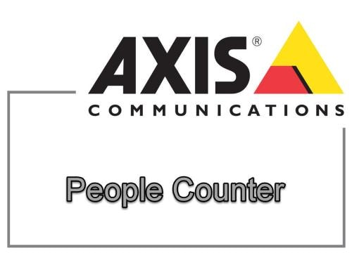 AXIS People Counter - Lizenz - ESD - Mehrsprachig
