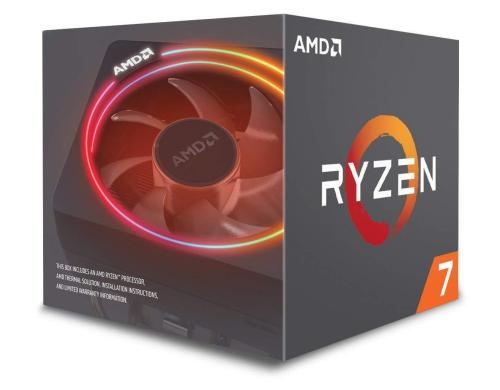 AMD Ryzen 7 3700X - 3.6 GHz - 8 Kerne - 16 Threads - 32 MB Cache-Speicher - Socket AM4