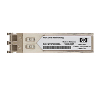 HPE X120 - SFP (Mini-GBIC)-Transceiver-Modul - GigE - 1000Base-BX10-U - LC - für HP 3100; HPE 10512, 12504, 1910, 3100, 3600, 55
