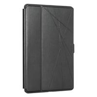 Targus Click-In EcoSmart - Flip-Hülle für Tablet - Polycarbonat, Thermoplastisches Polyurethan (TPU) - Schwarz - 10.4