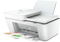 HP DeskJet 4120e AiO Printer - Cement / with +6 months Instant Ink included