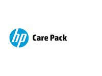 HPE Foundation Care 24x7 Service Post Warranty - Serviceerweiterung - Arbeitszeit und Ersatzteile - 1 Jahr - Vor-Ort - 24x7