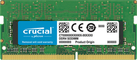 Crucial - DDR4 - 4 GB - SO DIMM 260-PIN - 2666 MHz / PC4-21300 - CL19