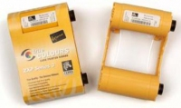 Zebra TrueColours ix Series Monochrome - 1 - Schwarz - Farbband - für ZXP Series 3, 3 QuikCard ID Solution