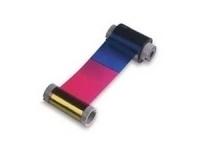 Zebra - 1 - Farbe (Cyan, Magenta, Gelb, Schwarz) - Farbband (Farbe) - für ZXP Series 8