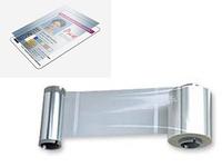 Zebra TrueSecure i Series - 1 - klar - Laminierfolie - für ZXP Series 8