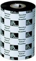 Zebra 2300 Wax - 12 - 33 mm x 74 m - Farbband - für Zebra R2844, R402; GK Series GK420; G-Series GC420; GX Series GX420, GX430;