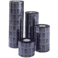 Zebra 3200 Wax/Resin - 6er-Pack - Schwarz - 110 mm x 450 m - Thermotransfer-Farbband - für Zebra R-140, R4Mplus, S4M; PAX 110, 1