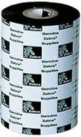 Zebra 5095 Resin - 12 - Schwarz - 110 mm x 74 m - Thermotransfer-Farbband (Packung mit 12) - für Zebra R2844, R402; GK Series GK