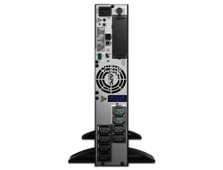 APC Smart-UPS X 750 Rack/Tower LCD - USV (Rack - einbaufähig) - Wechselstrom 230 V - 600 Watt - 750 VA