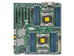 X10DAC C612 DDR4 EATX