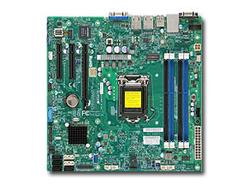 X10SLL-F C222 32GB DDR3 UATX