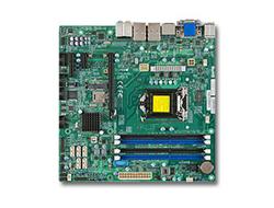 X10SLQ-L Q87 16GB DDR3 UATX