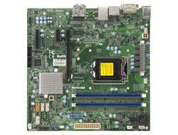 X11SSQ-L-B H110 DDR4 MATX