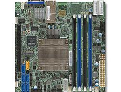 X10SDV-4C-TLN2F D1520 DDR4 MITX