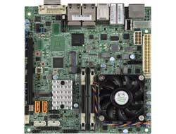 X11SSV-M4 C236 DDR4 MATX