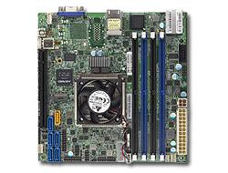 X10SDV-8C+-LN2F 1541 DDR4 MITX