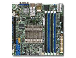X10SDV-12C-TLN4F 1557 DDR4 MITX