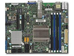 X10SDV-7TP4F 1537 DDR4 MITX