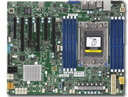 SUPERMICRO H11SSL-C - 2.0 - Motherboard - ATX - Socket SP3 - USB 3.0