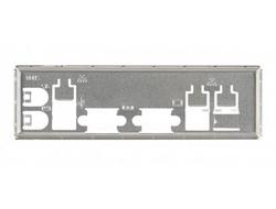 Supermicro - System-E/A-Abdeckplatte - 1U - für SUPERMICRO X11SCZ-F