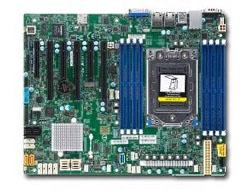 SUPERMICRO H11SSL-NC - 2.0 - Motherboard - ATX - Socket SP3 - USB 3.0
