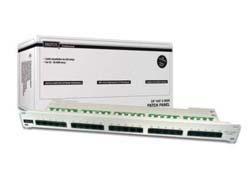 DIGITUS Professional DN-91325-1 - Patch Panel - RJ-45 - Grau, RAL 7035 - 1U - 48.3 cm (19