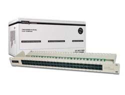 DIGITUS Professional DN-91350-1 - Patch Panel - RJ-45 - RAL 7035 - 1U