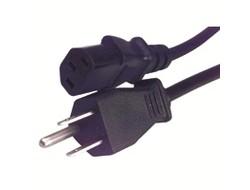 Cisco - Stromkabel - IEC 60320 C13 bis NEMA 5-15 (M) - 2.5 m - Vereinigte Staaten - für Catalyst 3560V2-24PS, 3560V2-24TS, 3560V