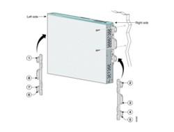 Cisco Locking Wallmount Kit - Befestigungskit - für IP Phone 7902G, 7905G, 7910G, 7940G, 7960G, 7961G, 7970G; Unified IP Phone 7