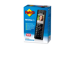 AVM FRITZ!Fon C5: DECT Funktelefon