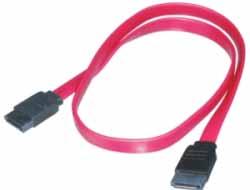 M-CAB - SATA-Kabel - Serial ATA 150 - SATA (W) bis SATA (W) - 50 cm