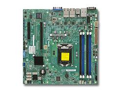 X10SLM+-LN4F C224 DDR3 UATX