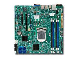 X10SL7-F C222 DDR3 UATX