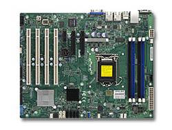 X10SLX-F C222 DDR3 ATX