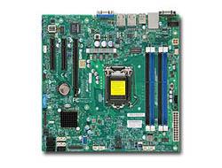X10SLL+-F C222 32GB DDR3 UATX