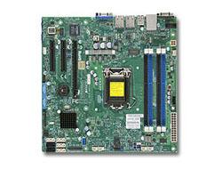 X10SLM-F C224 DDR3 UATX