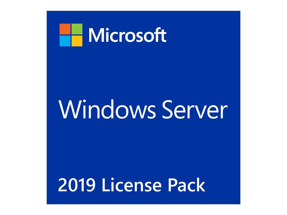 Microsoft Windows Server 2019 - Lizenz - 1 Benutzer-CAL - OEM - Englisch