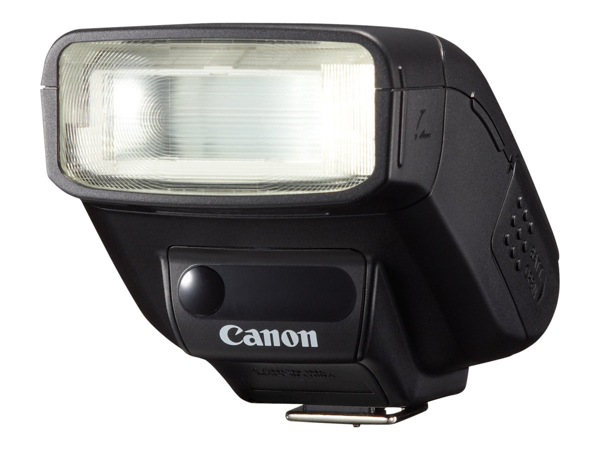 Canon Speedlite 270EX II - Blitzgerät - 27 (m) - für EOS 200, 2000, 4000, 9000, Kiss X9, Kiss X90, Kiss X9i, Rebel SL2, Rebel T7