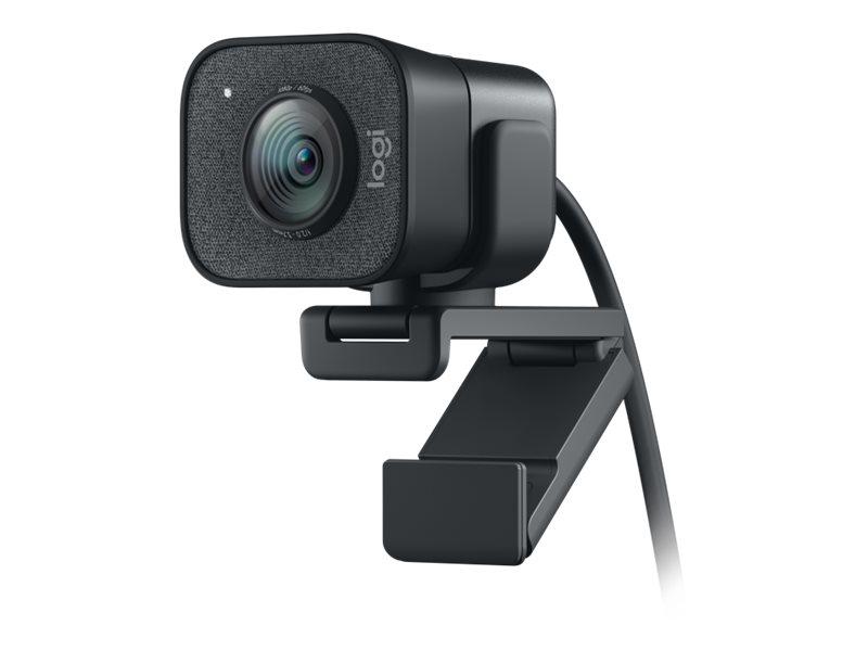 Logitech StreamCam - Web-Kamera - Farbe - 1920 x 1080 - 1080p - Audio