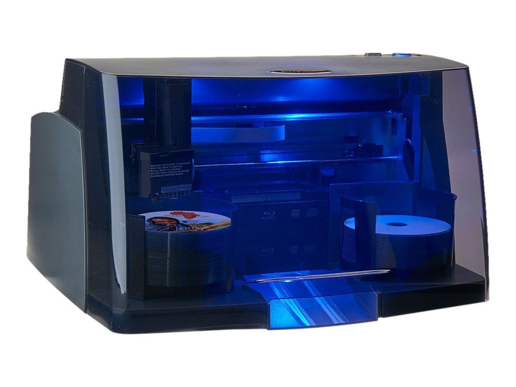 Primera Bravo 4200 AutoPrinter - CD/DVD-Drucker - Farbe - Tintenstrahl - CD (120 mm) - Kapazität: 100 Disks