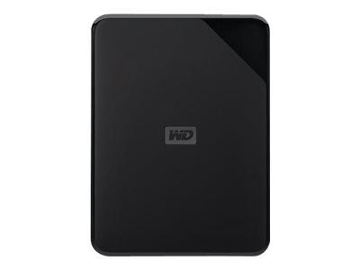 WD Elements SE WDBEPK0020BBK - Festplatte - 2 TB - extern (tragbar) - USB 3.0