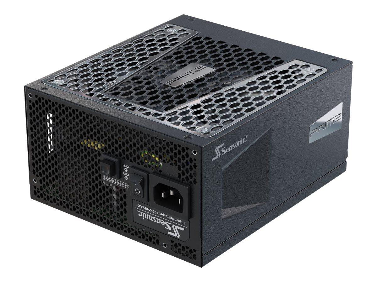 Seasonic Prime GX 850 - Netzteil (intern) - ATX12V / EPS12V - 80 PLUS Gold - Wechselstrom 100-240 V - 850 Watt