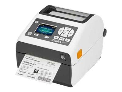 Zebra ZD620d - Lockable, Healthcare - Etikettendrucker - Thermopapier - Rolle (11,8 cm) - 203 dpi