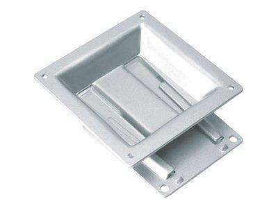 ROLINE - Wandhalterung für Flat Panel - Montageschnittstelle: 100 x 100 mm