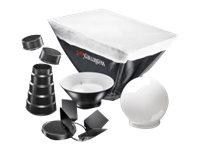 Walimex Flash Mounts - Lichtführungs-Kit