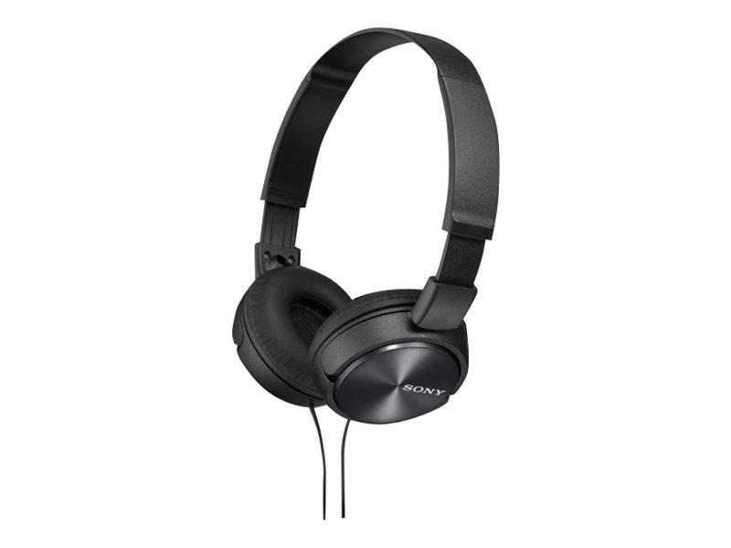 Sony MDR-ZX310AP - ZX Series - Kopfhörer mit Mikrofon - Full-Size - kabelgebunden - 3,5 mm Stecker