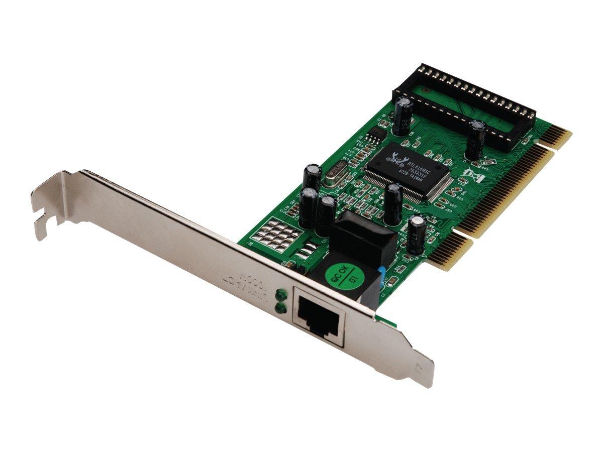 DIGITUS DN-10110 - Netzwerkadapter - PCI / 66 MHz - Gigabit Ethernet