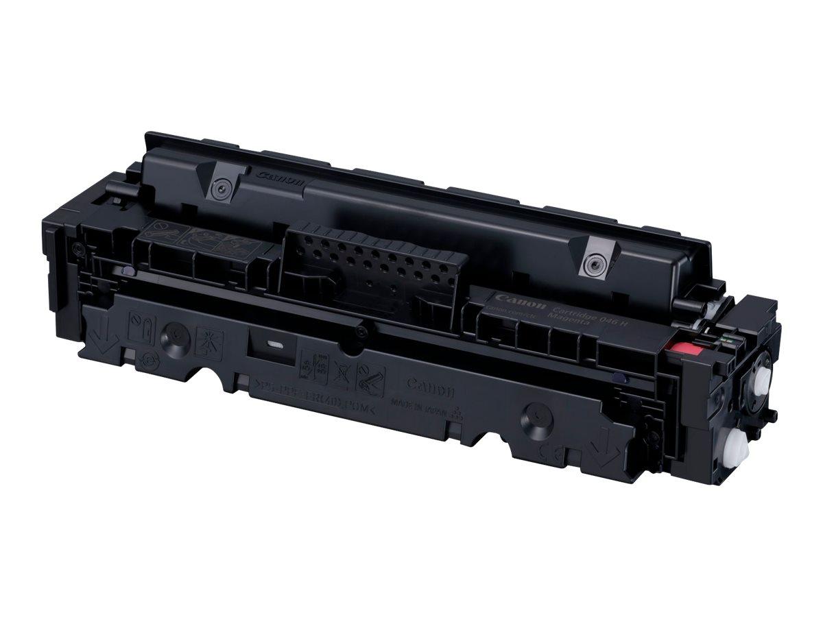 Canon 046 H - Mit hoher Kapazität - Magenta - Original - Tonerpatrone - für ImageCLASS LBP654, MF731, MF735; i-SENSYS LBP653, LB