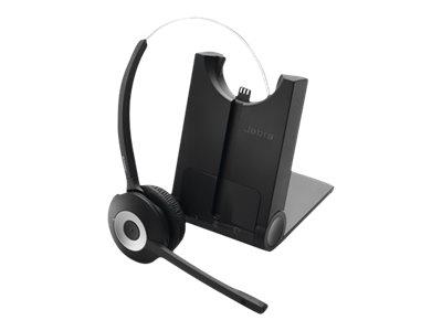 Jabra PRO 930 UC - Headset - konvertierbar - DECT - kabellos